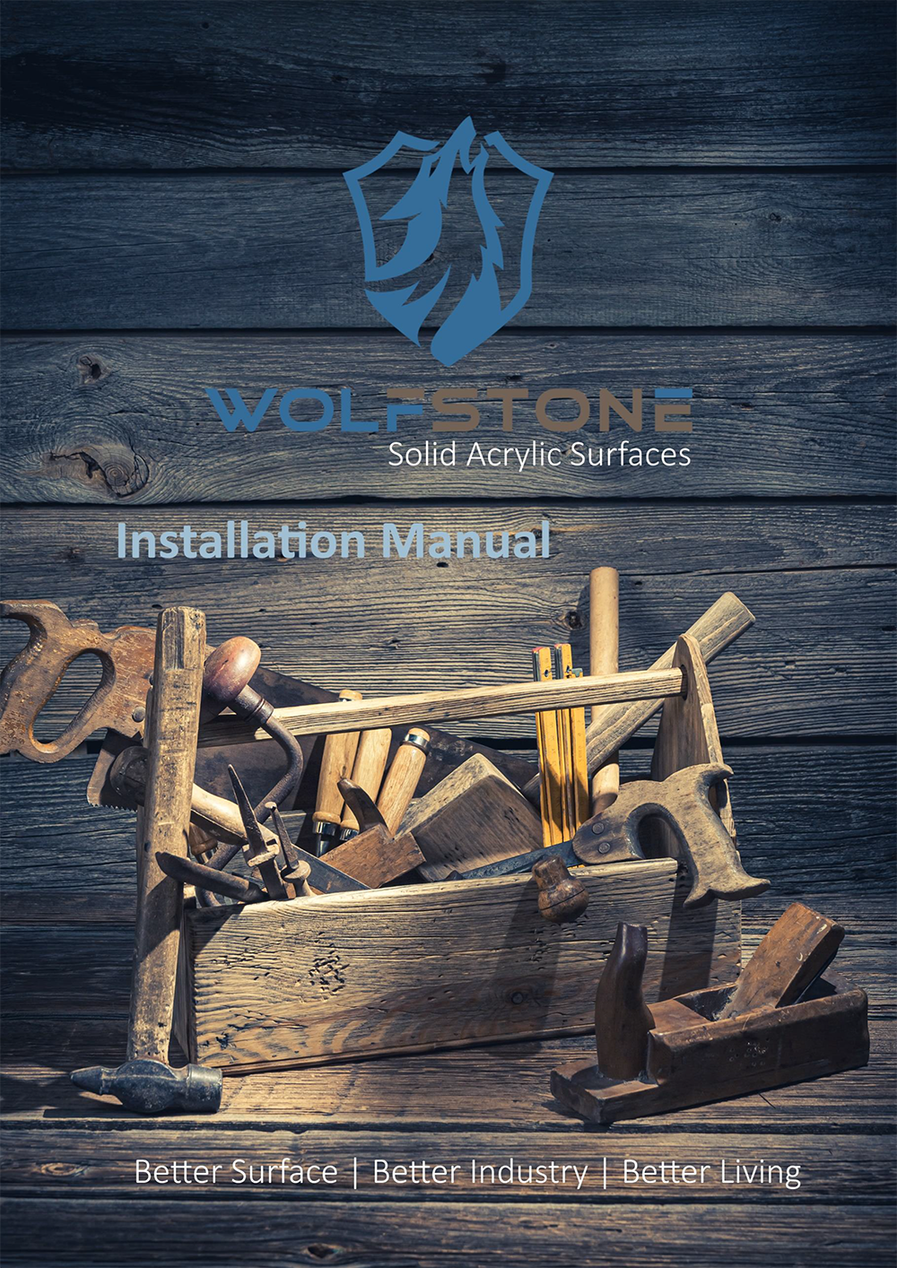 WS Installation Guide Front Page (1000pi